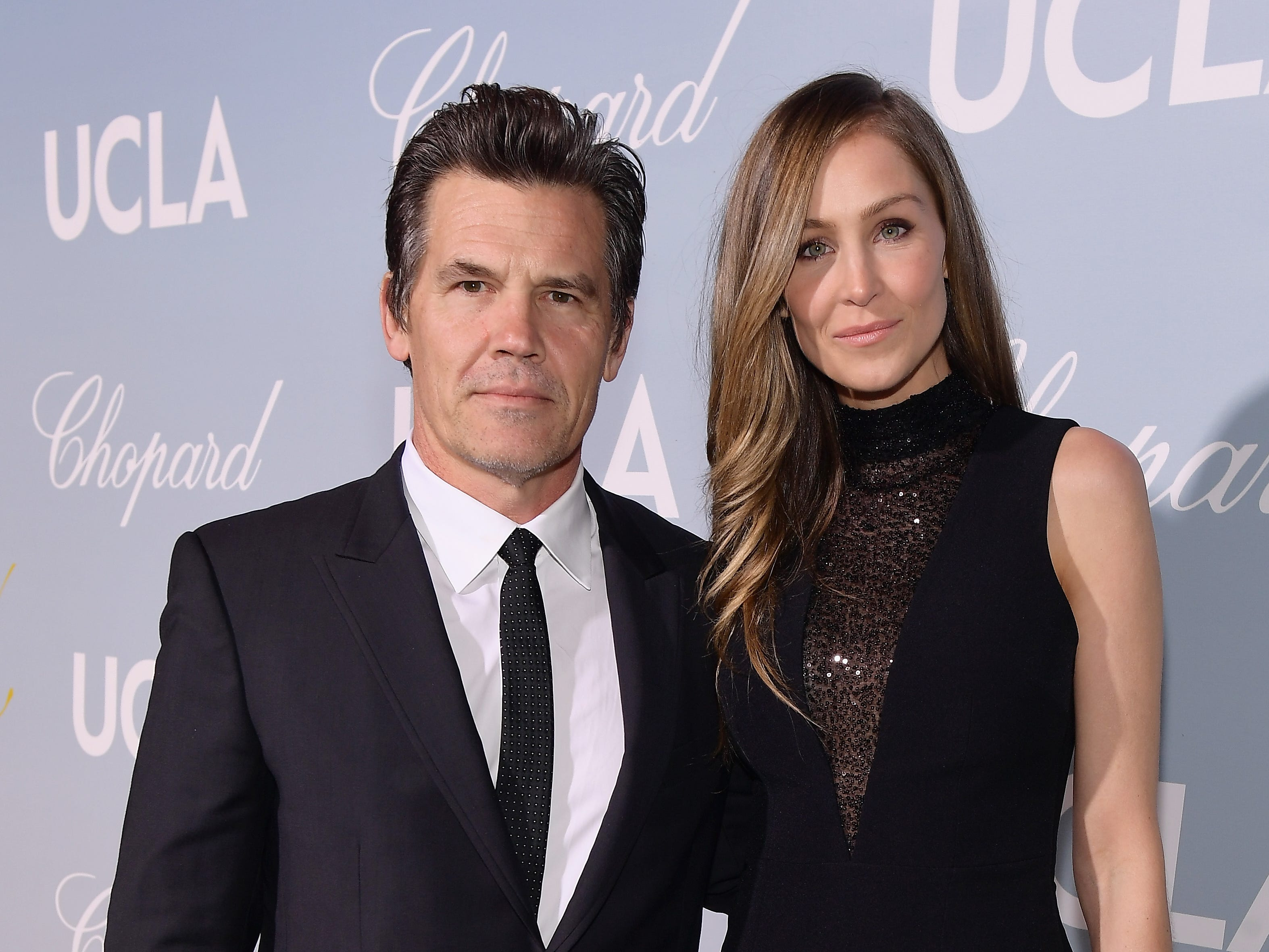 BEVERLY HILLS, CA - FEBRUARY 21:  Josh Brolin and Kathryn Boyd attend the UCLA IoES honors Barbra Streisand and Gisele Bundchen at the 2019 Hollywood for Science Gala on February 21, 2019 in Beverly Hills, California.  (Photo by Matt Winkelmeyer/Getty Images for UCLA Institute of the Environment & Sustainability) ORG XMIT: 775301825 ORIG FILE ID: 1126664758