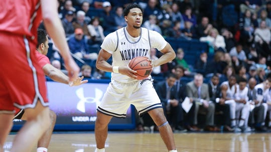 Marcus McClary and his Monmouth teammates lost their fourth straight game on Sunday, falling to Quinnipiac, 68-56, in West Long Branch.