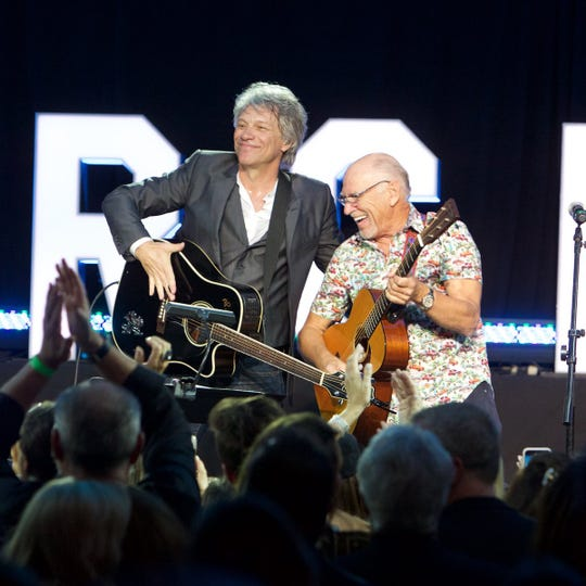 Bon Jovi, Jimmy Buffett rock Everglades benefit in Palm Beach