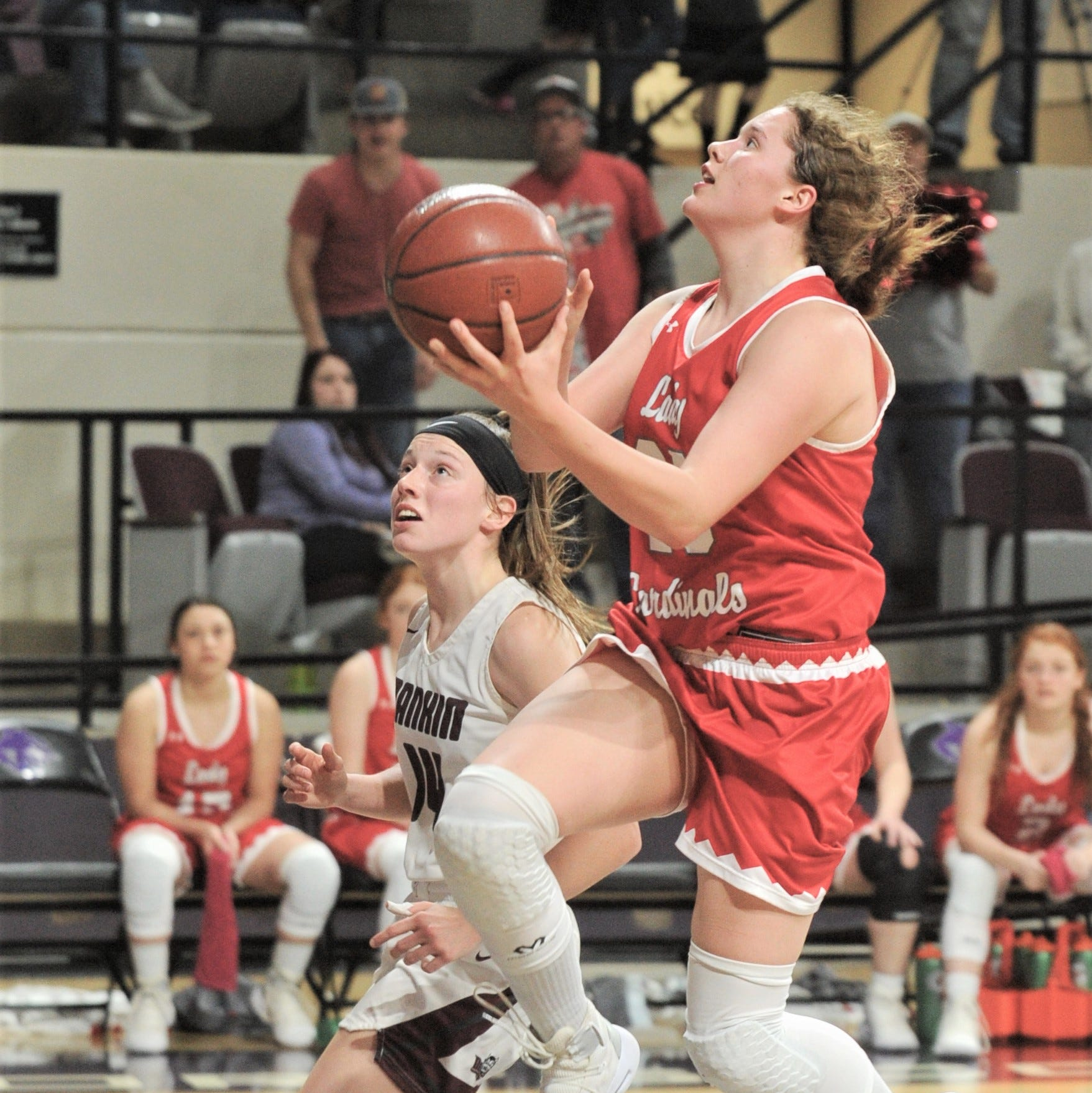 All-Big Country Class 1A girls basketball MVP Makia Gonzales leads Hermleigh back to state