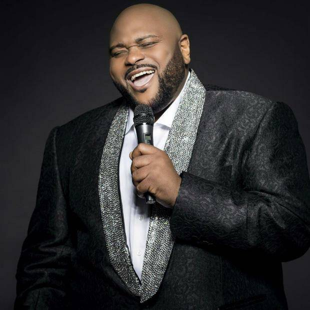 Ruben Studdard sings the music of Luther Vandross March 7 at the Suquamish Clearwater Casino Resort.