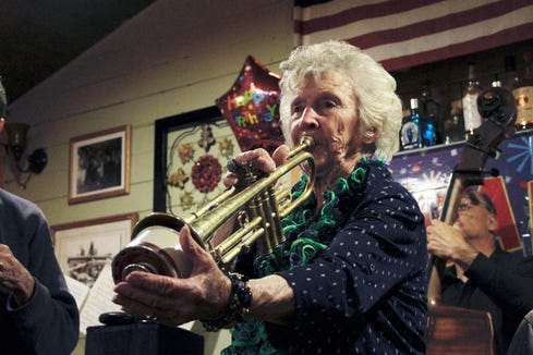 Yvonne McAllister and Friends play March 3 at the Treehouse Cafe on Bainbridge Island.