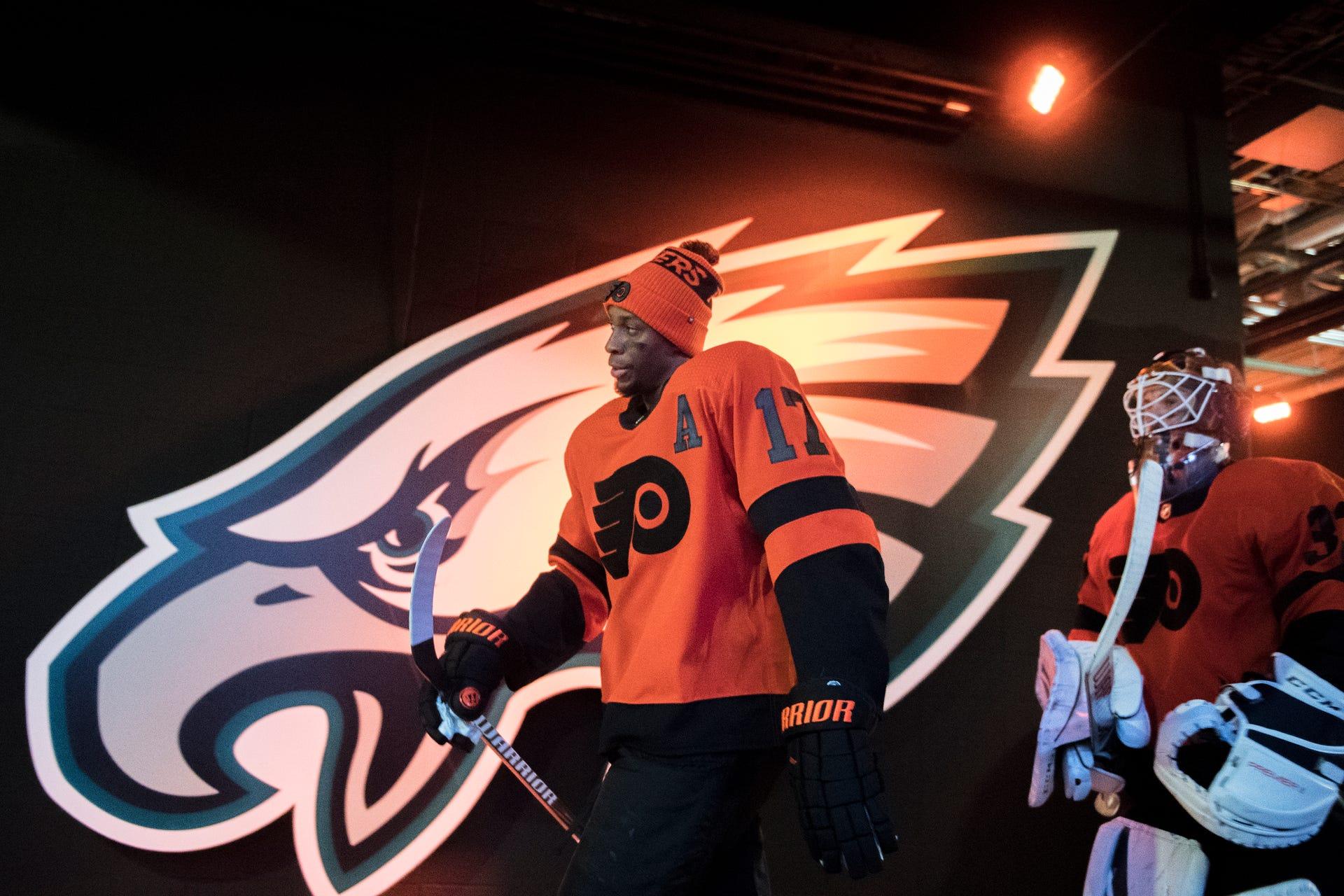finest selection 85091 229d7 Photos: Stadium Series: Flyers defeat Penguins 4-3 in OT