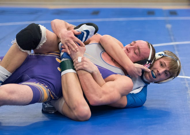 Chillicothe sophomore Caleb Lake qualified to wrestle in the Division I district tournament at Hilliard Darby in the 126-pound weight class March 1-2.
