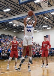 The Zane Trace Pioneers, a one seed in a Division II Southeast District bracket, play in a SE District Semifinal on Thursday as they take on the four-seeded Athens Bulldogs.