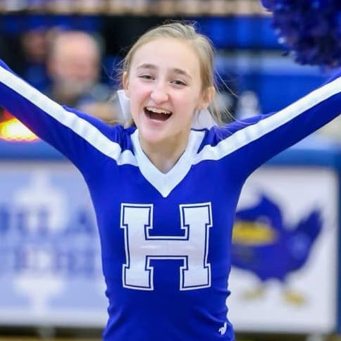 Lilliana Schalck: Strep caused the death of 13-year-old Fort Thomas cheerleader