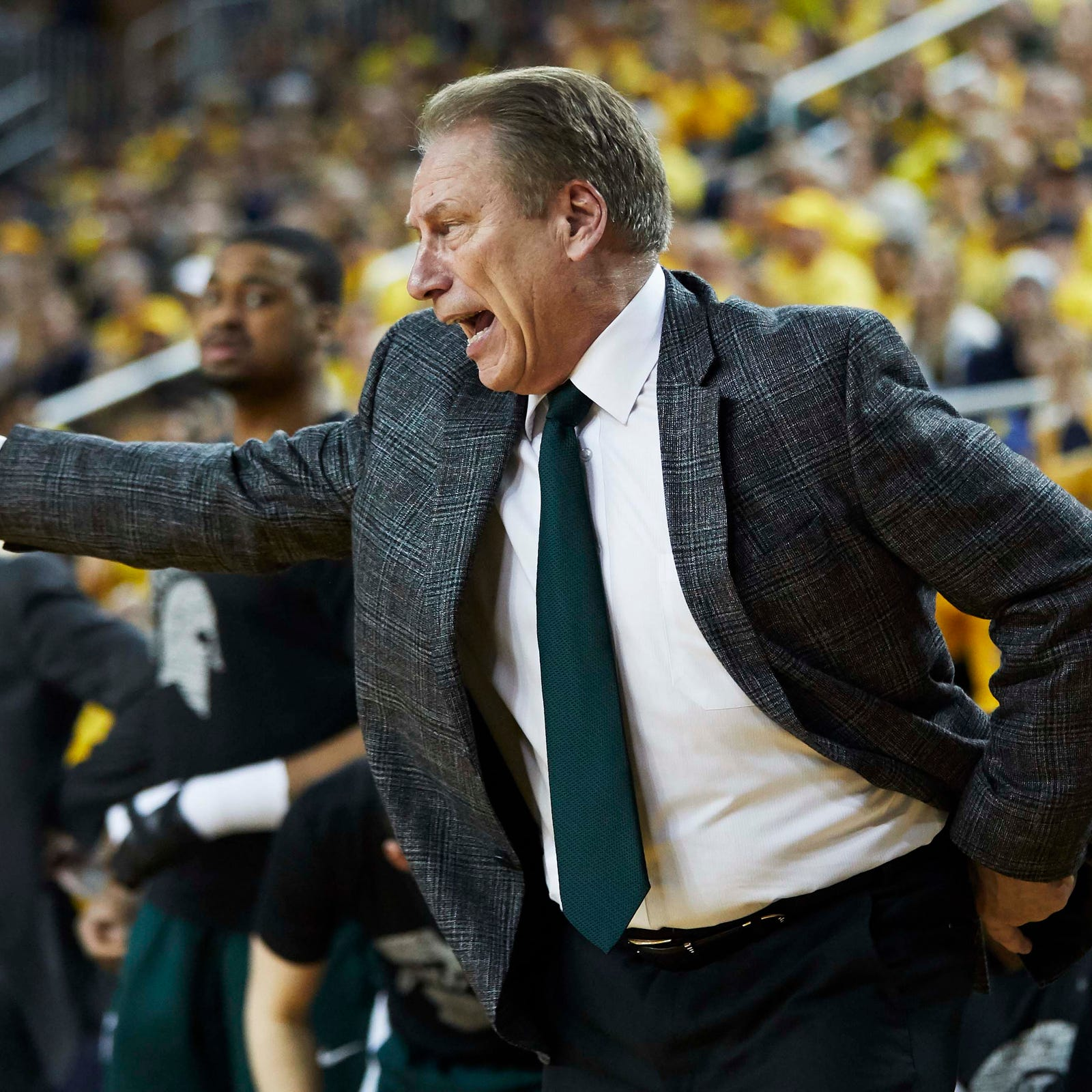 Would Fab Five revival at Michigan turn Michigan State rivalry toxic?
