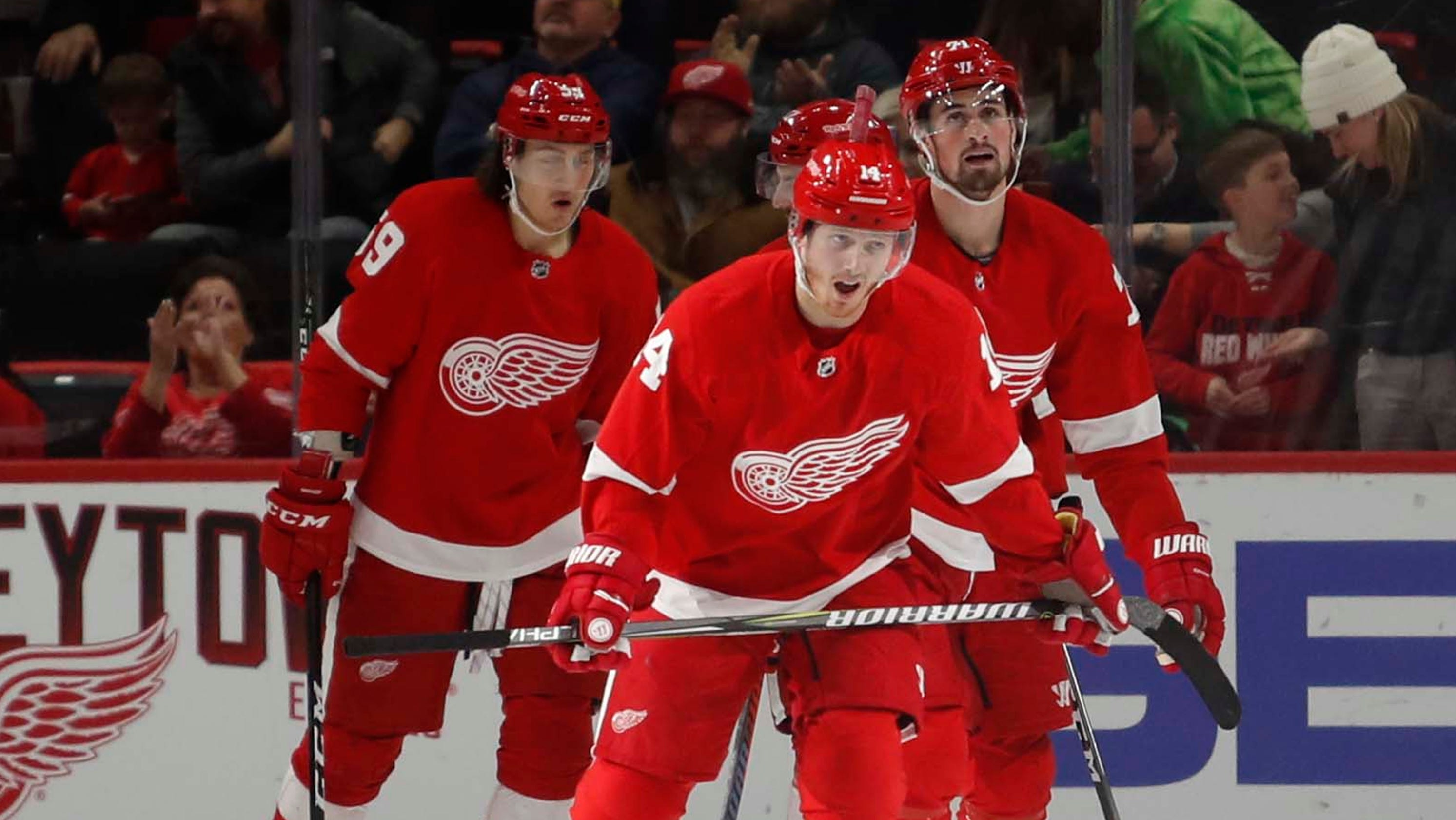 5de6e5a6f17 Detroit Red Wings trade Gustav Nyquist to San Jose Sharks for picks