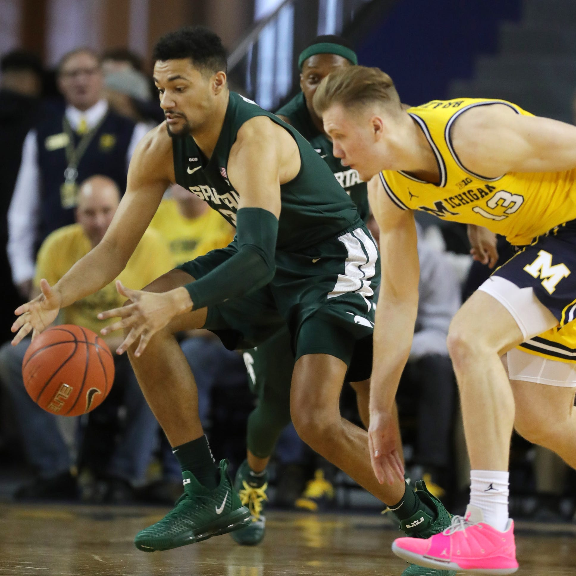 No. 9 Michigan State vs. No. 7 Michigan basketball: Who has the edge?