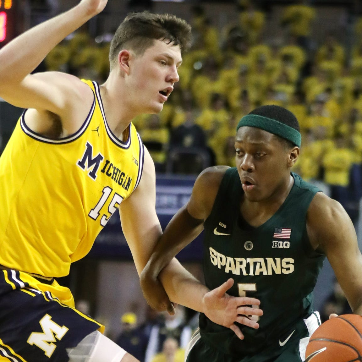 Michigan vs. Michigan State basketball: How to watch tonight's game