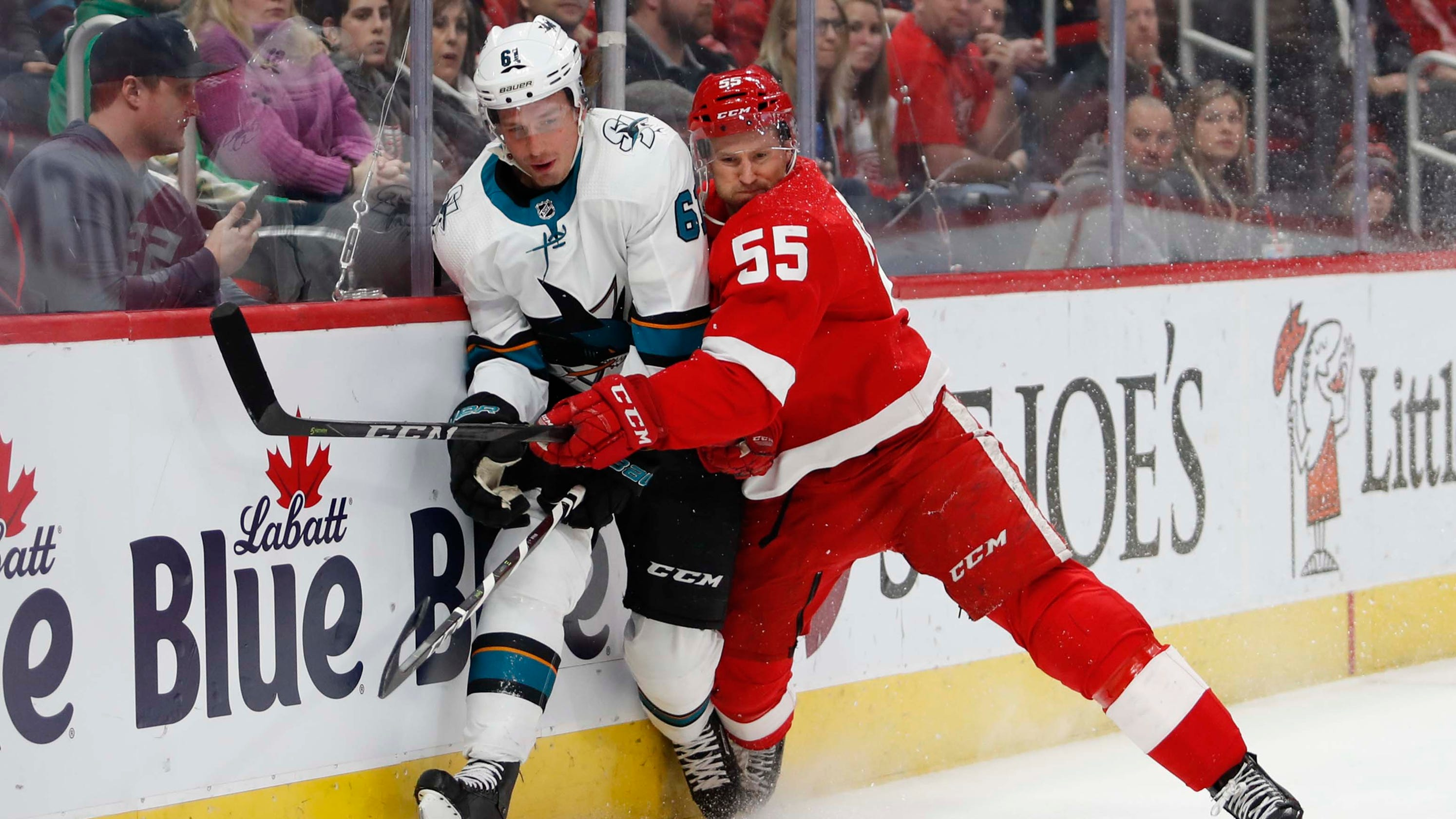 3474e1f2a21 That s all  Detroit Red Wings quiet after trading Nyquist
