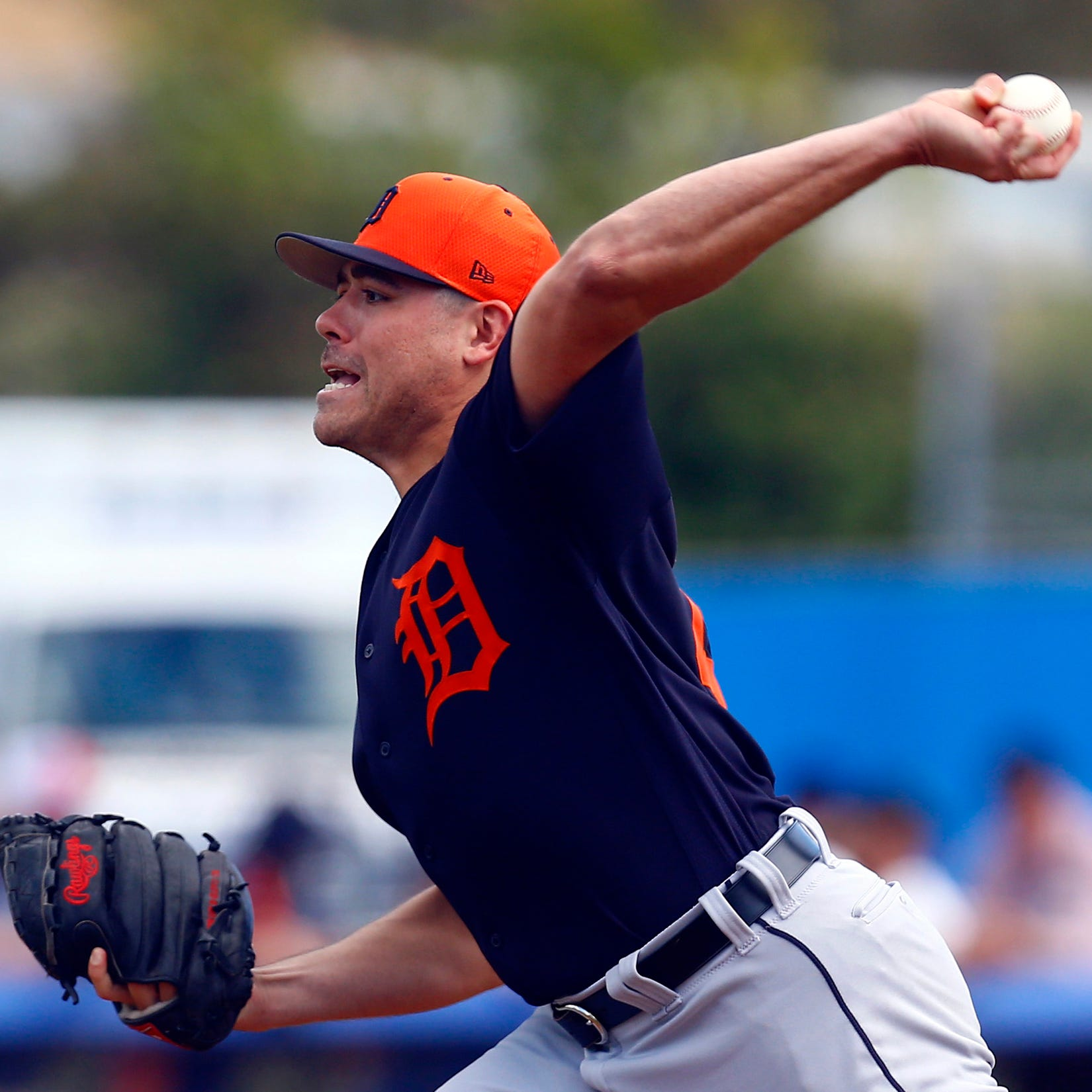Detroit Tigers observations vs. Blue Jays: Matt Moore makes 1st case for rotation