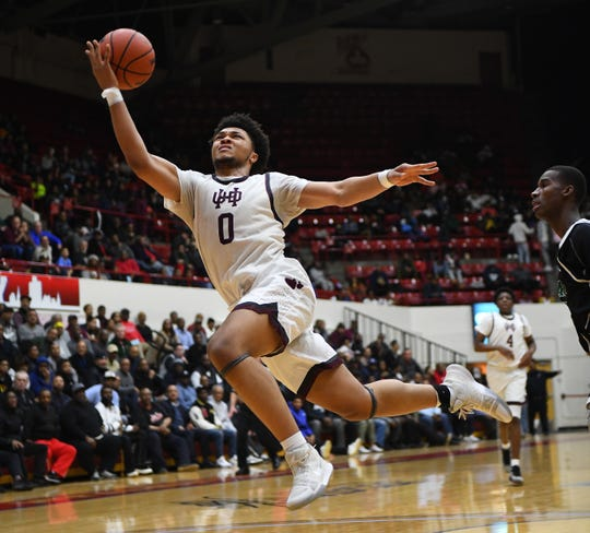 Daniel Friday and U-D Jesuit are ranked No. 3 in the state and No. 1 in Detroit.