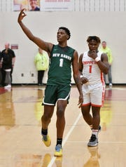 Romeo Weems leads New Haven in the the playoffs, where its chasing its second state title in three seasons.