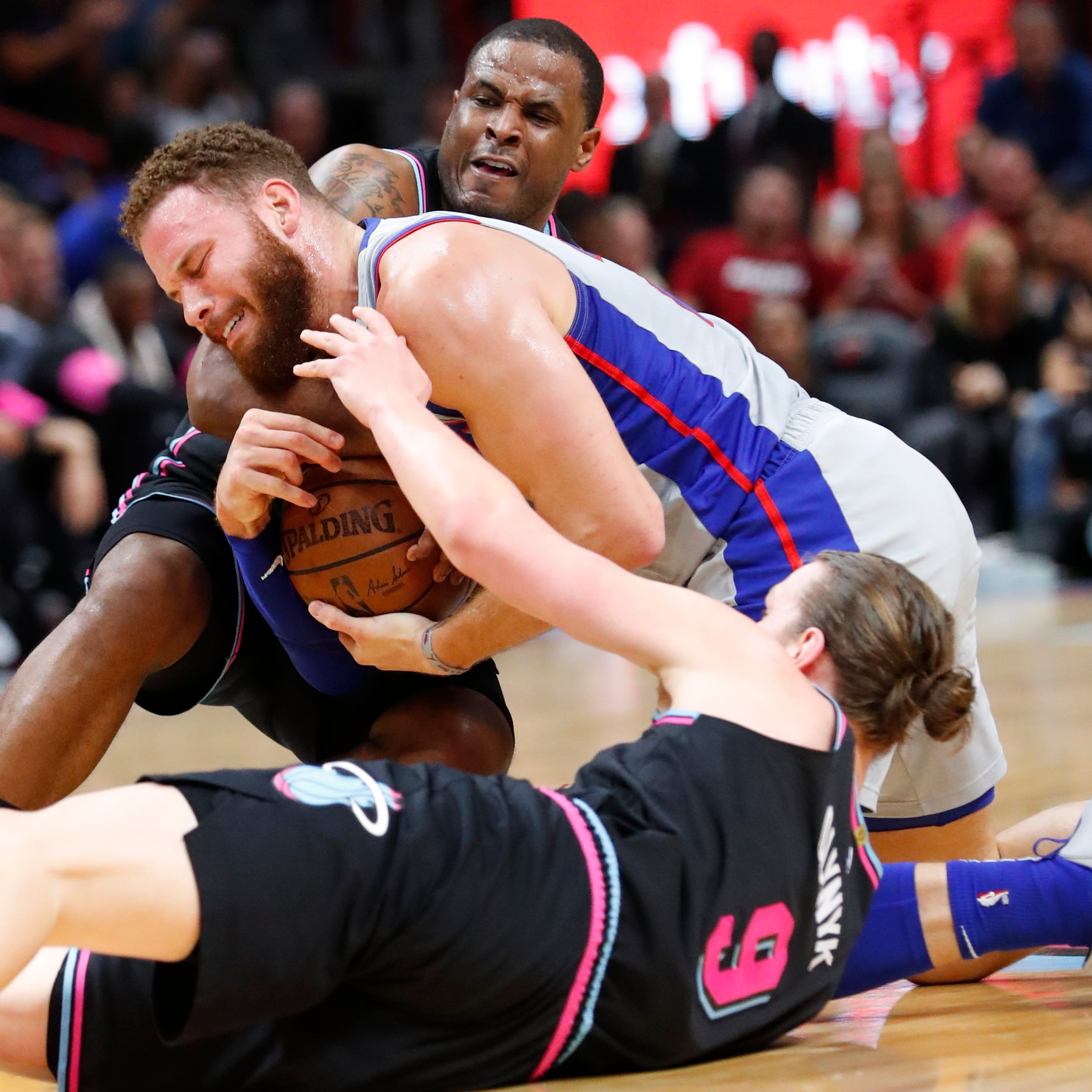 Pistons top Heat, move into 7th place in East