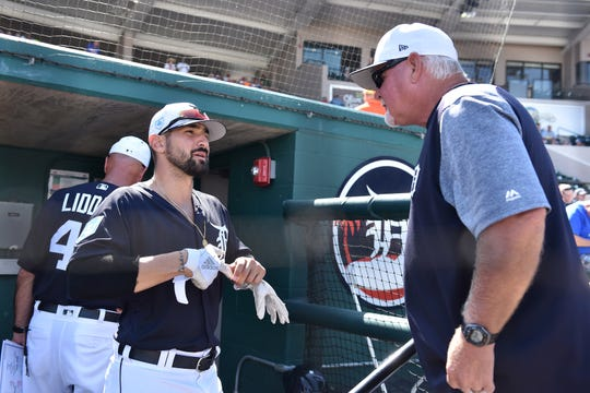 Manager Ron Gardenhiire's contract is up after the 2020 season.