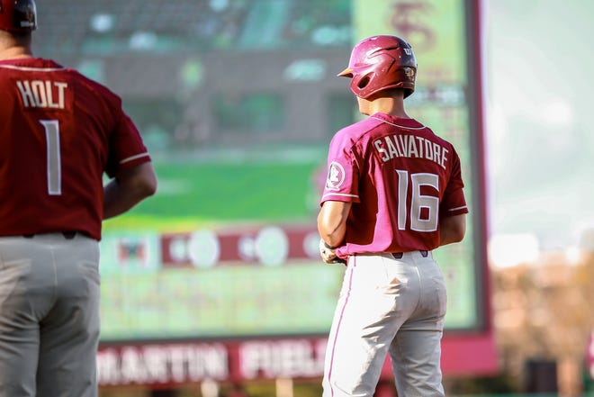 Florida State senior second baseman Mike Salvatore is finding his stride and developing into the catalyst that his team needs.