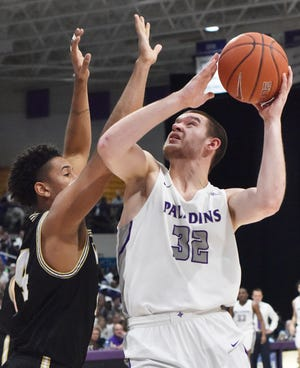 Matt Rafferty had 20 points and 13 rebounds as Furman easily beat Chattanooga 71-50 on Saturday.
