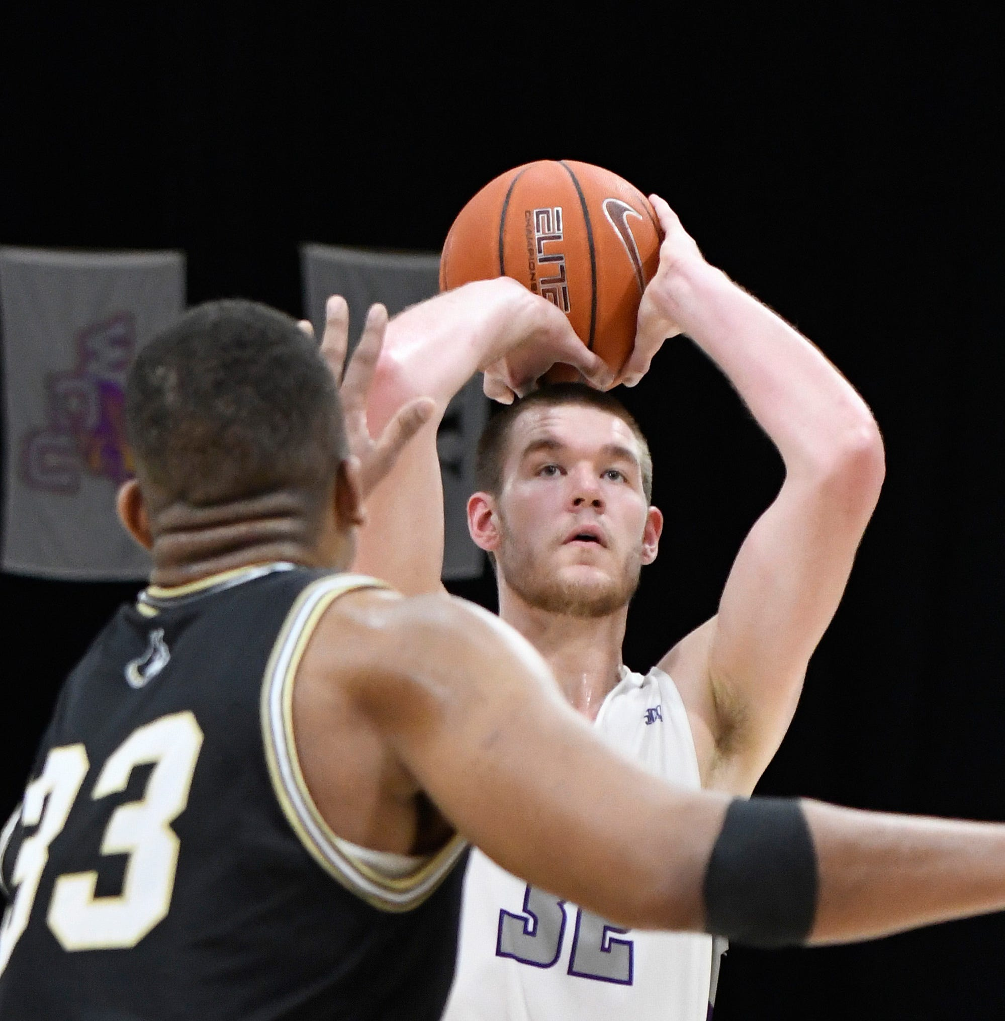 NIT: Key to Furman-Wichita State basketball game could be a pair of 6-foot-8 seniors