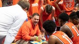 Adam McClain, Mauldin High School basketball coach, has been named coach of the year.