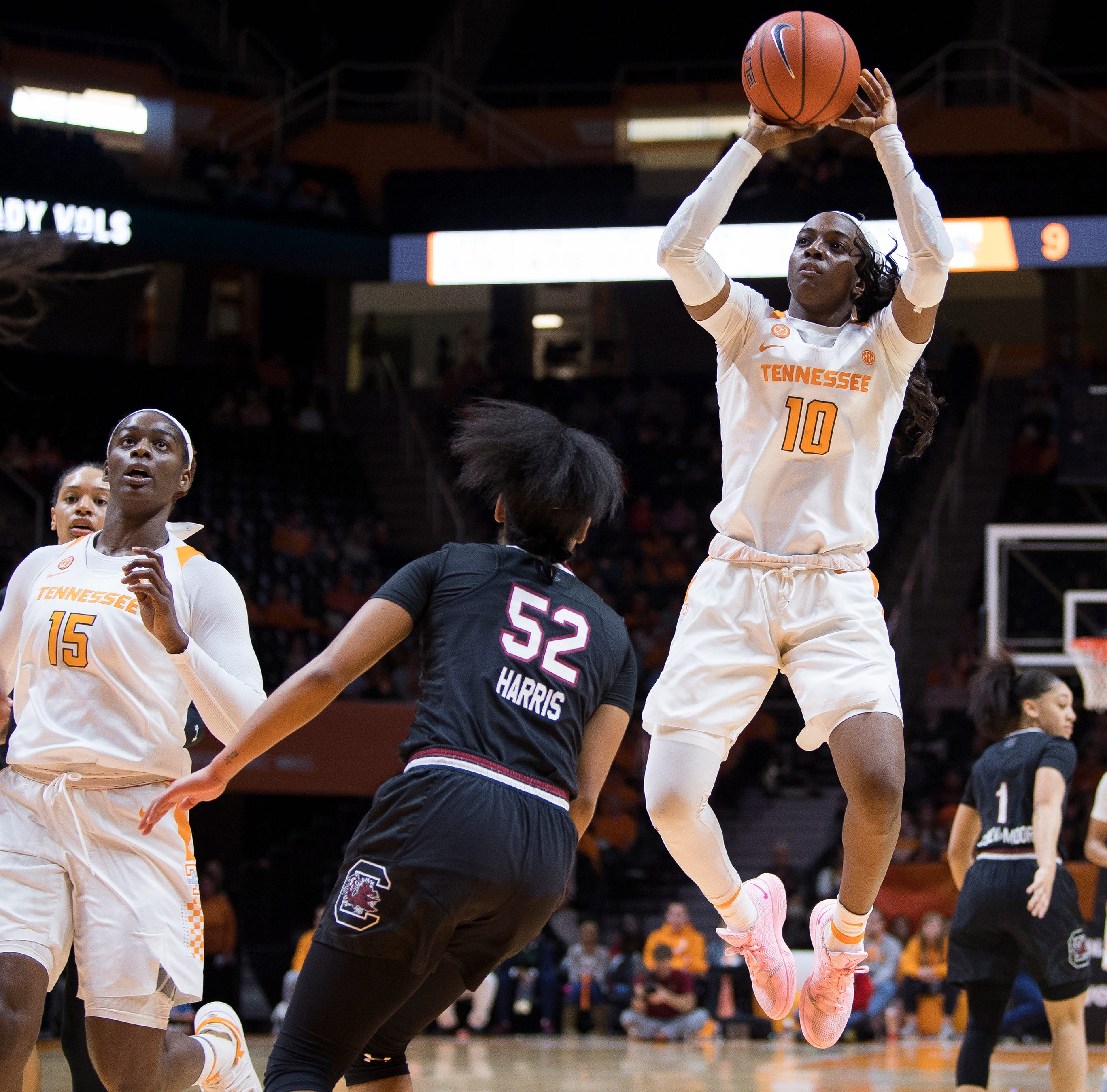 Live updates: Lady Vols vs. UCLA in NCAA Tournament first round