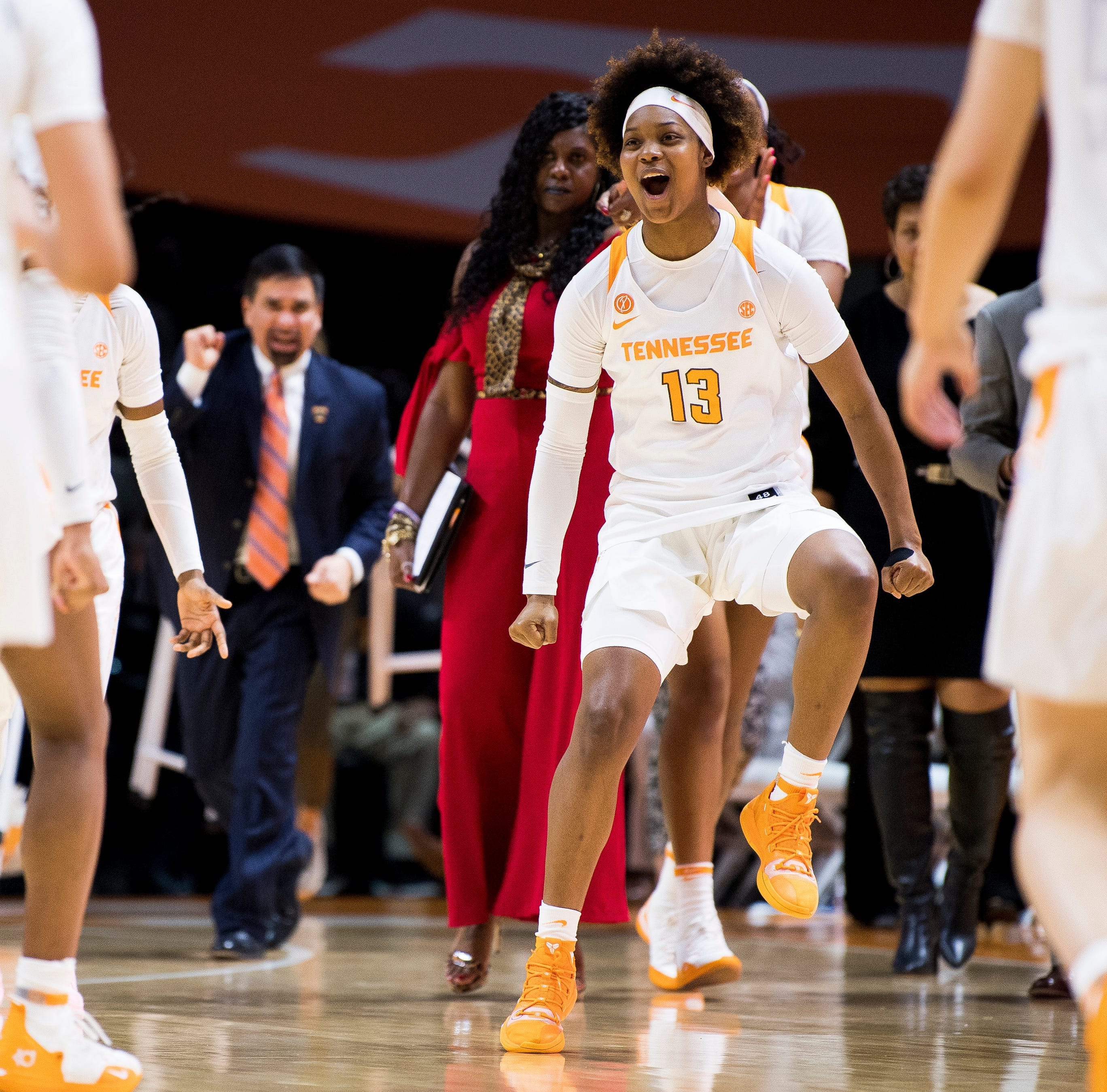 Lady Vols make NCAA Tournament; Tennessee will play UCLA