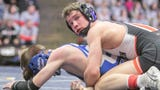 Highlights and interviews from the state Division 1 wrestling final.