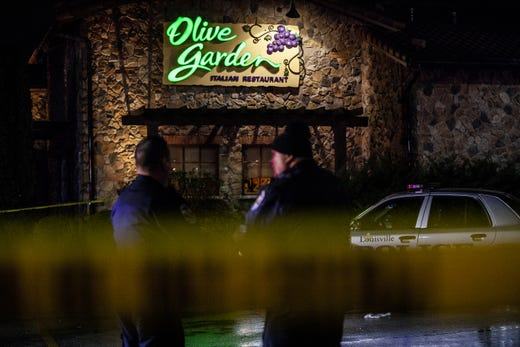 Shootings Like One At Louisville Olive Garden Take Emotional Toll