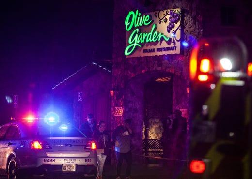 Louisville Olive Garden Shooting Attorney Says Self Defense