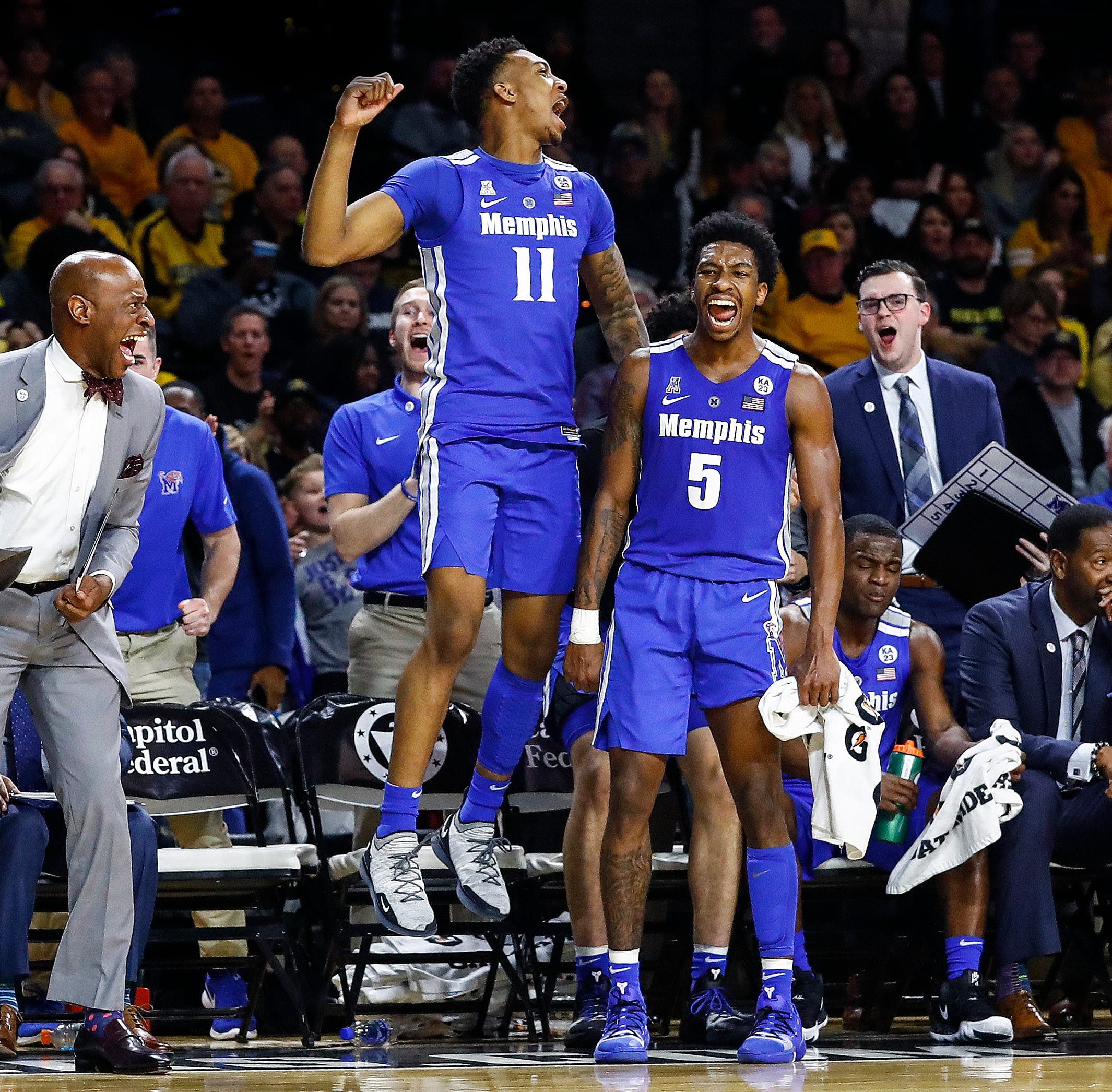 Memphis 88, Wichita State 85: Tigers follow Jeremiah Martin to impressive road victory