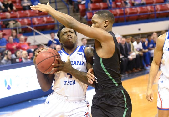Louisiana Tech knocked off North Texas on Saturday.