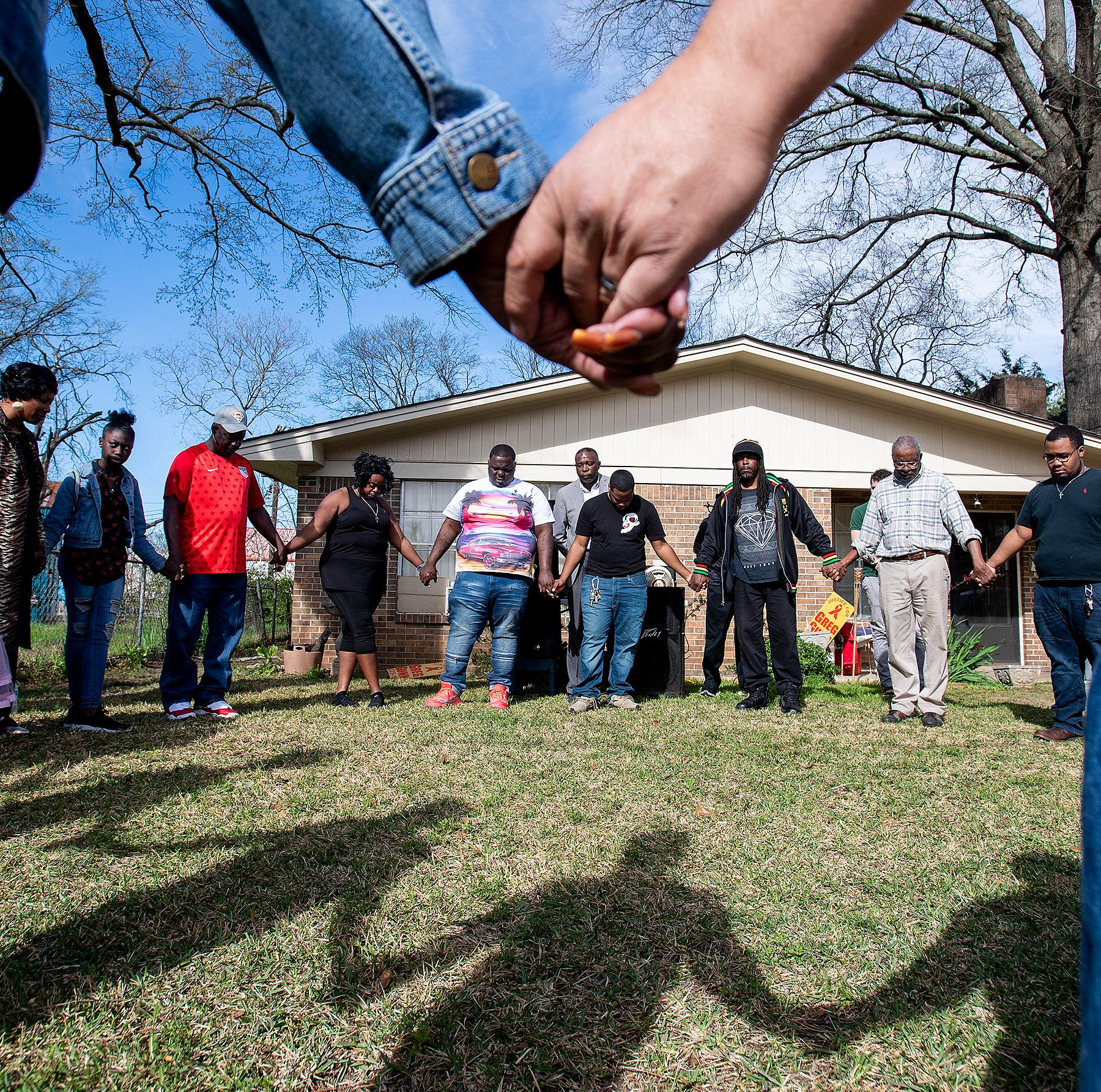 Greg Gunn mourned, celebrated three years after fatal police shooting