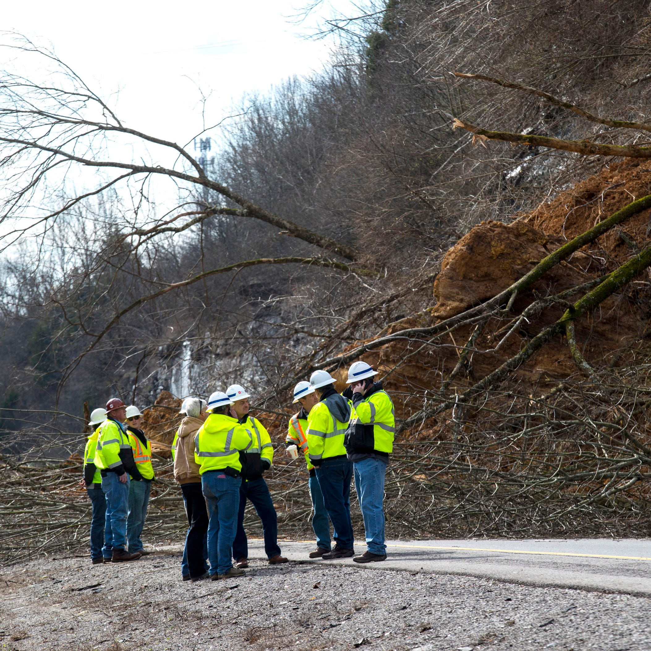 I-24 is closed for at least a week due to a mudslide. So what does that mean for your commute to Nashville?