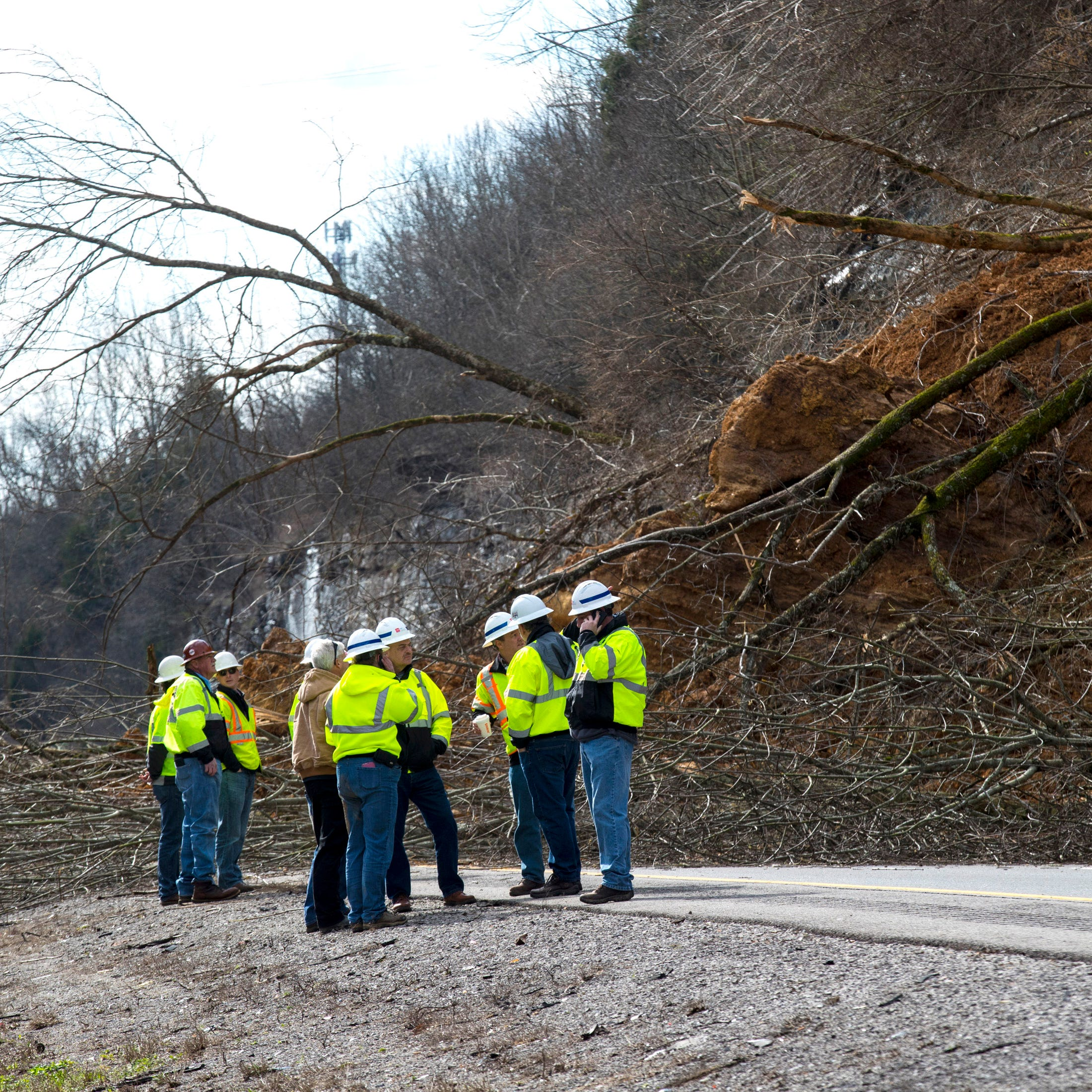 TDOT knew of I-24 landslide threat years before weekend storm. Hundreds more sites are at risk.
