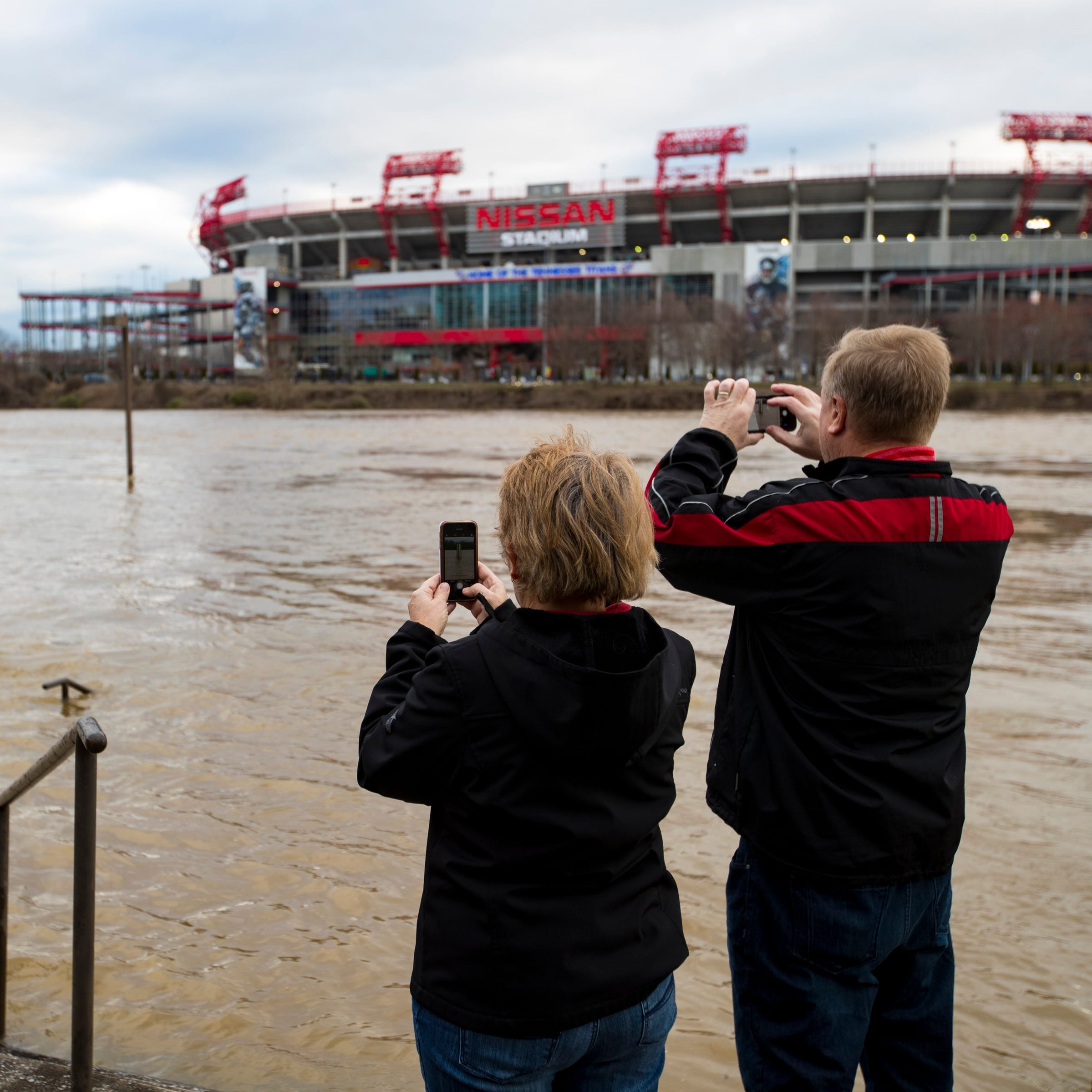 Sun, then more rain in forecast in Nashville this week; additional flooding not expected