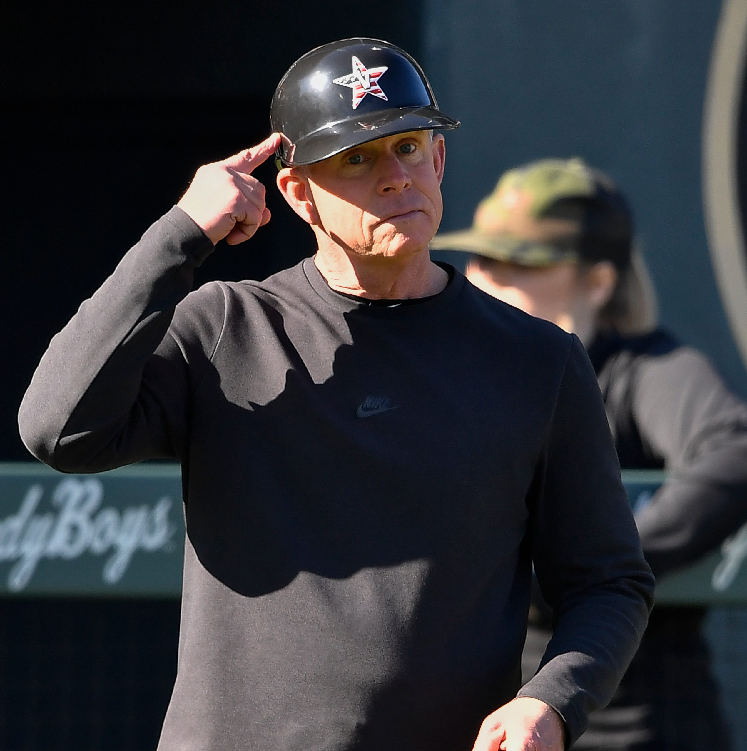 Vanderbilt baseball coach Tim Corbin is grateful for his team, angry for his sport