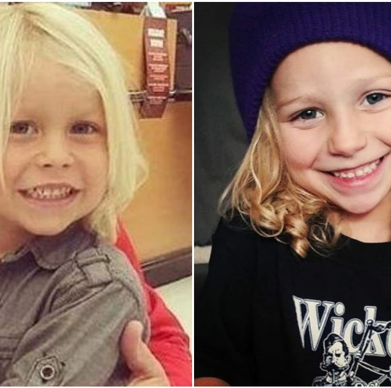 Phoenix police issue Amber Alert for 2 young children