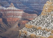 The Tusayan Fire Department shared a message on Mondayfrom Grand Canyon Acting SuperintendentMary Risserconfirming the first case of coronavirus inthe Grand Canyon.