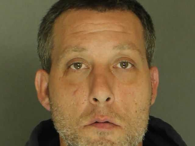 Brian Slacum, arrested for burglary, receiving stolen property and criminal mischief.