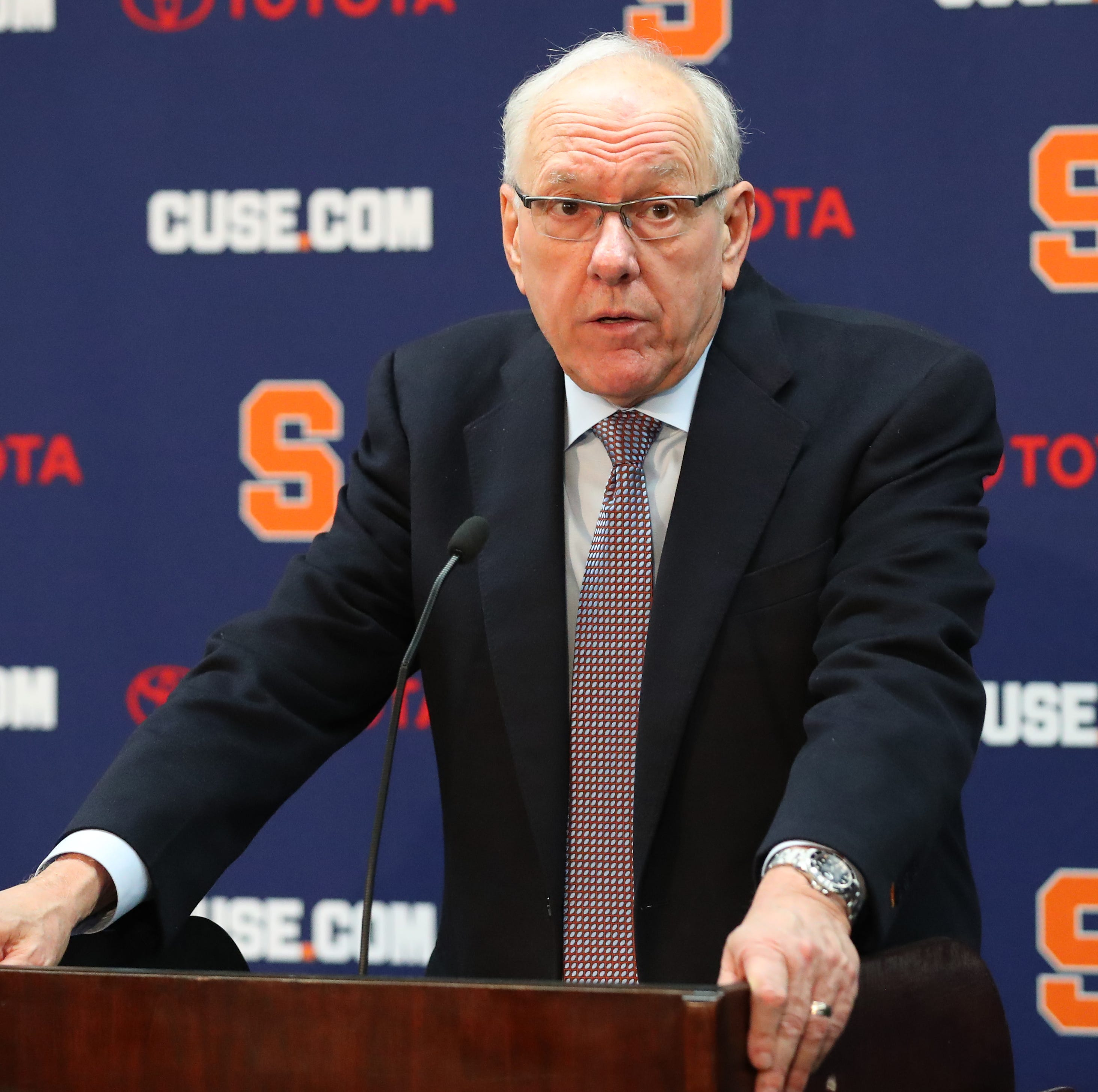 Syracuse coach Jim Boeheim cleared of wrongdoing in fatal accident