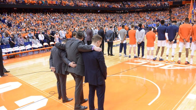 Syracuse Does Itself Proud After Tragic Accident Involving Jim Boeheim