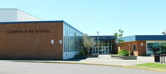 Lebanon High School.