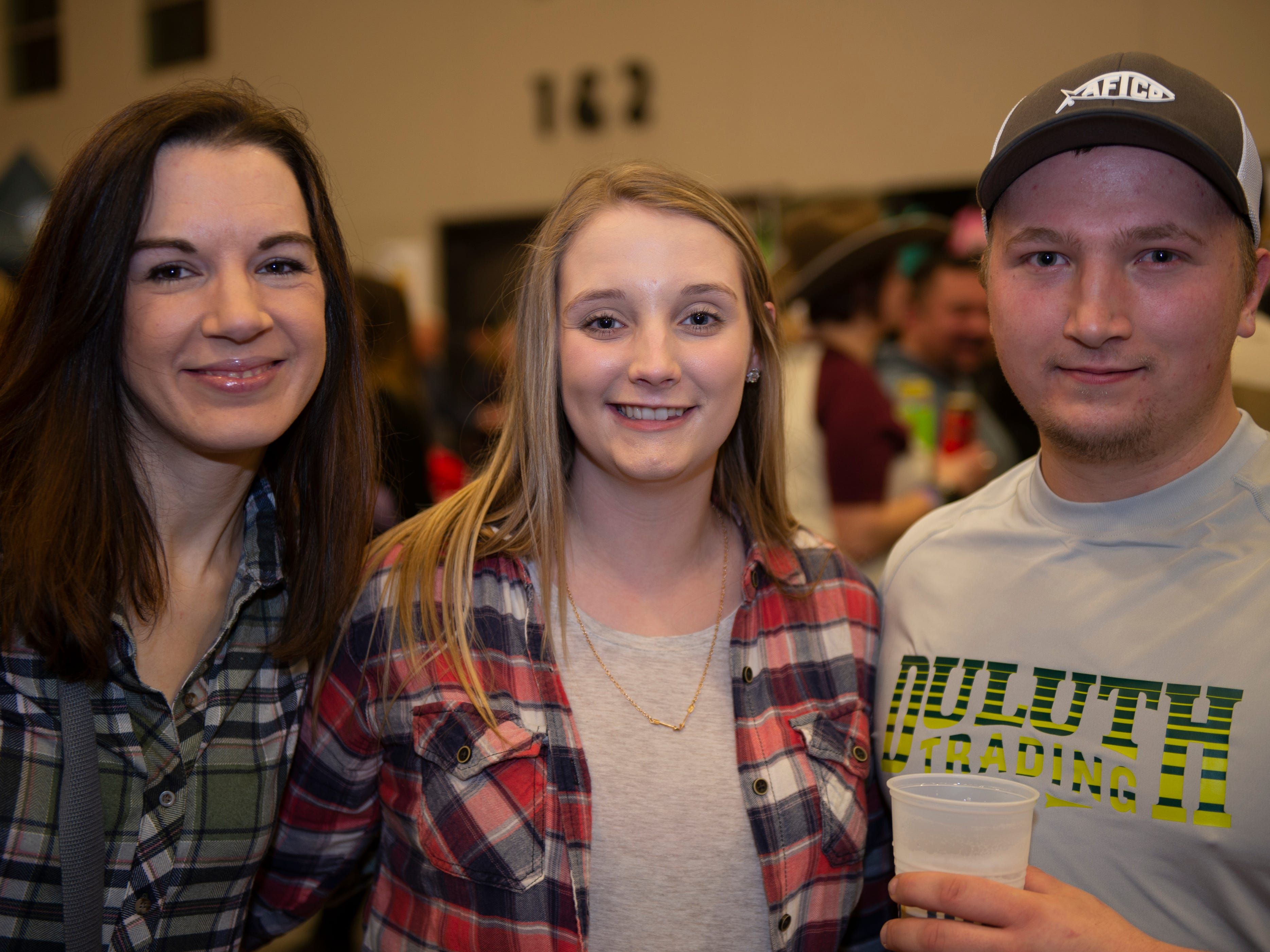 Braydon Hicks, Kendra Wad, Deidra Whitaker