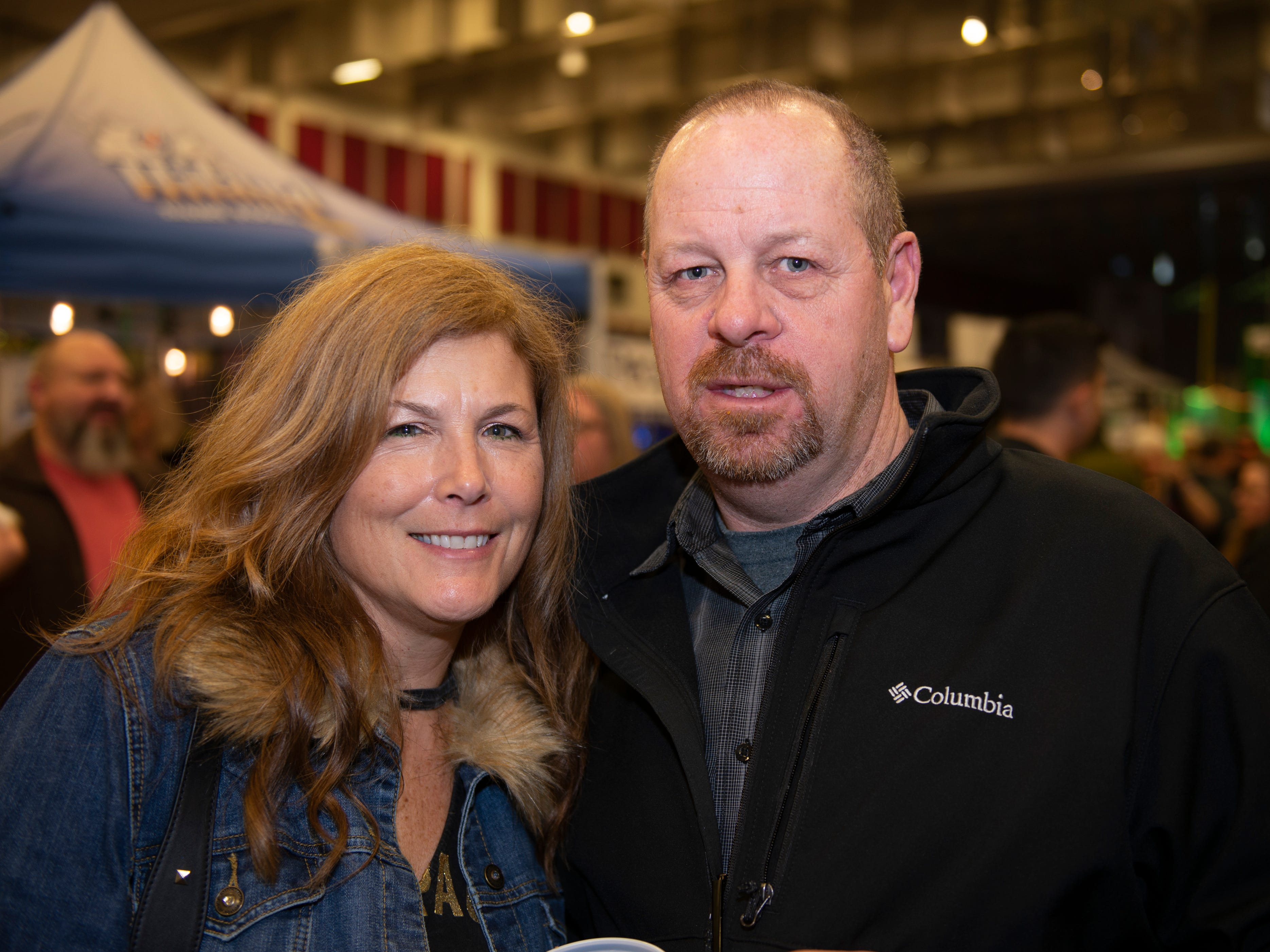 Brian and Cindy Templeton