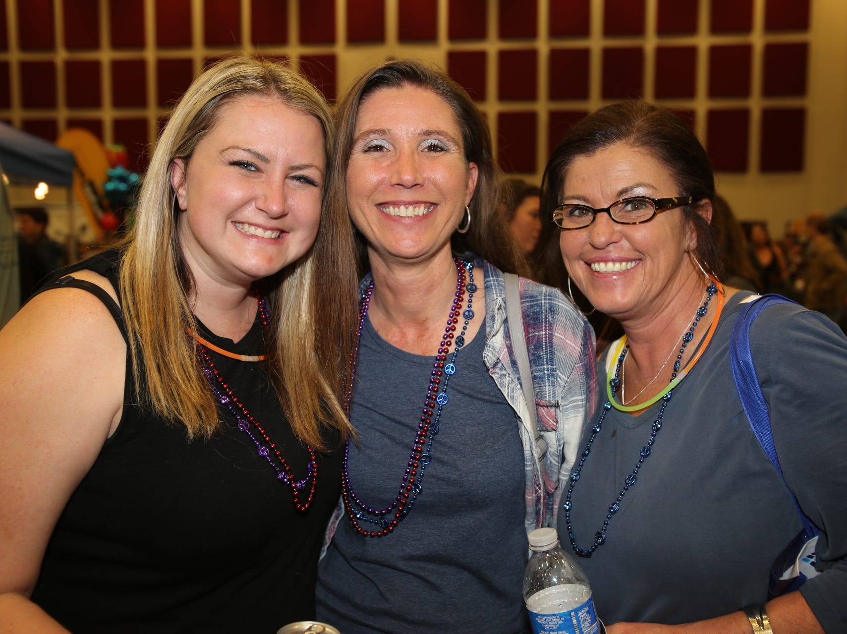 Ashley Franklin, Tanya Rust, and Kim Hassler