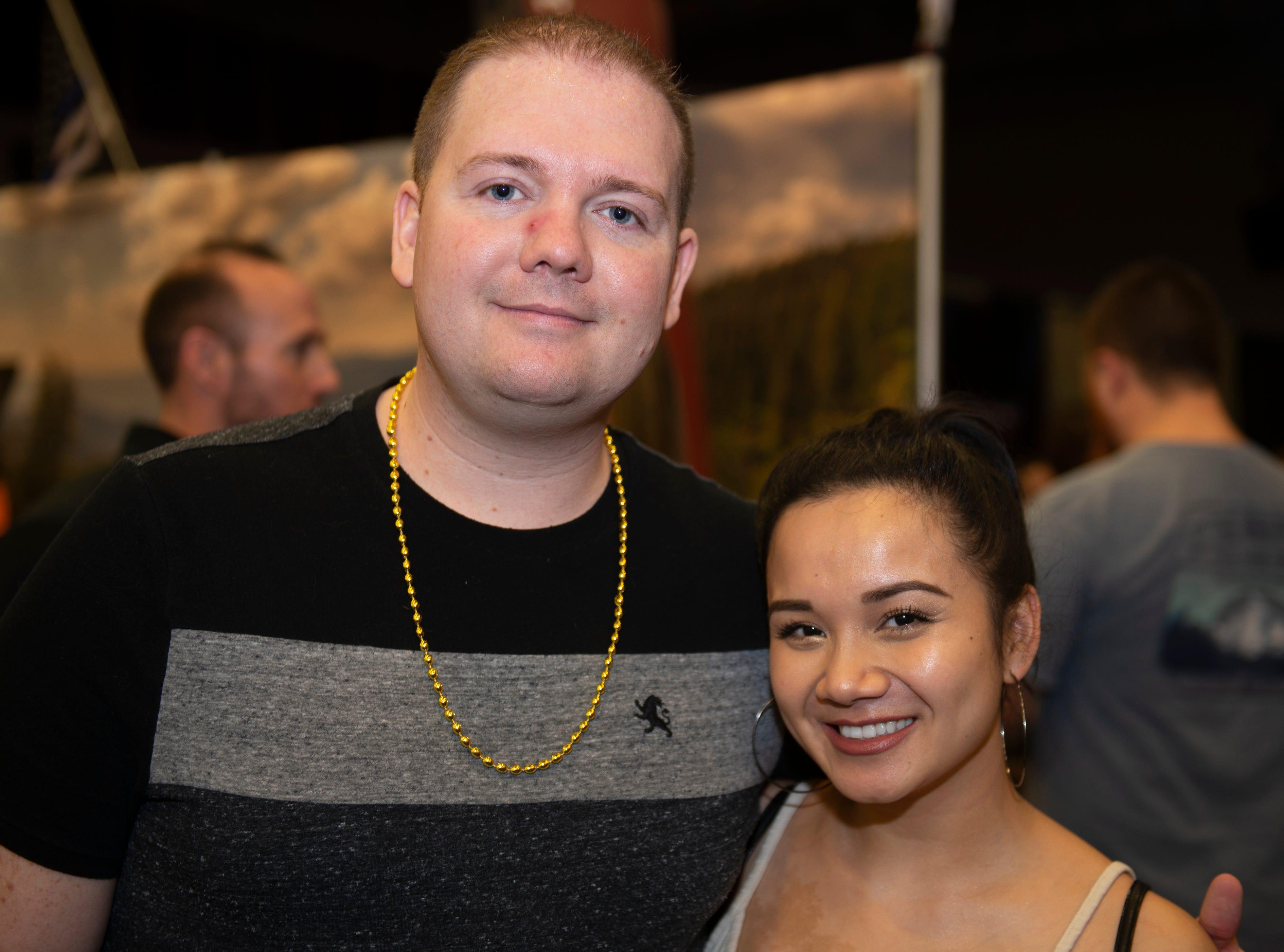 Khanh Nguyen, Cory Hofgil
