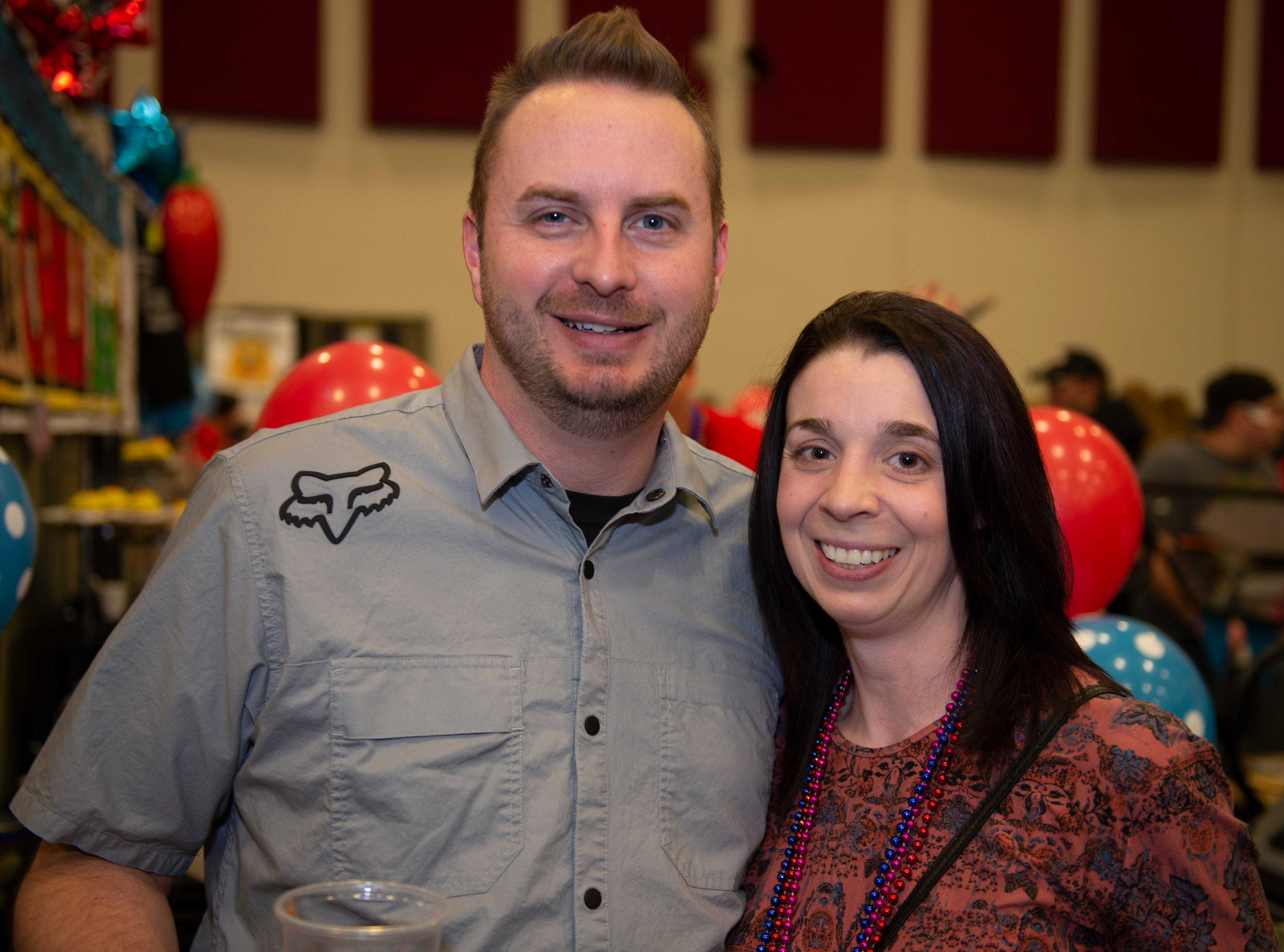 Stephanie and Dustin Jantz