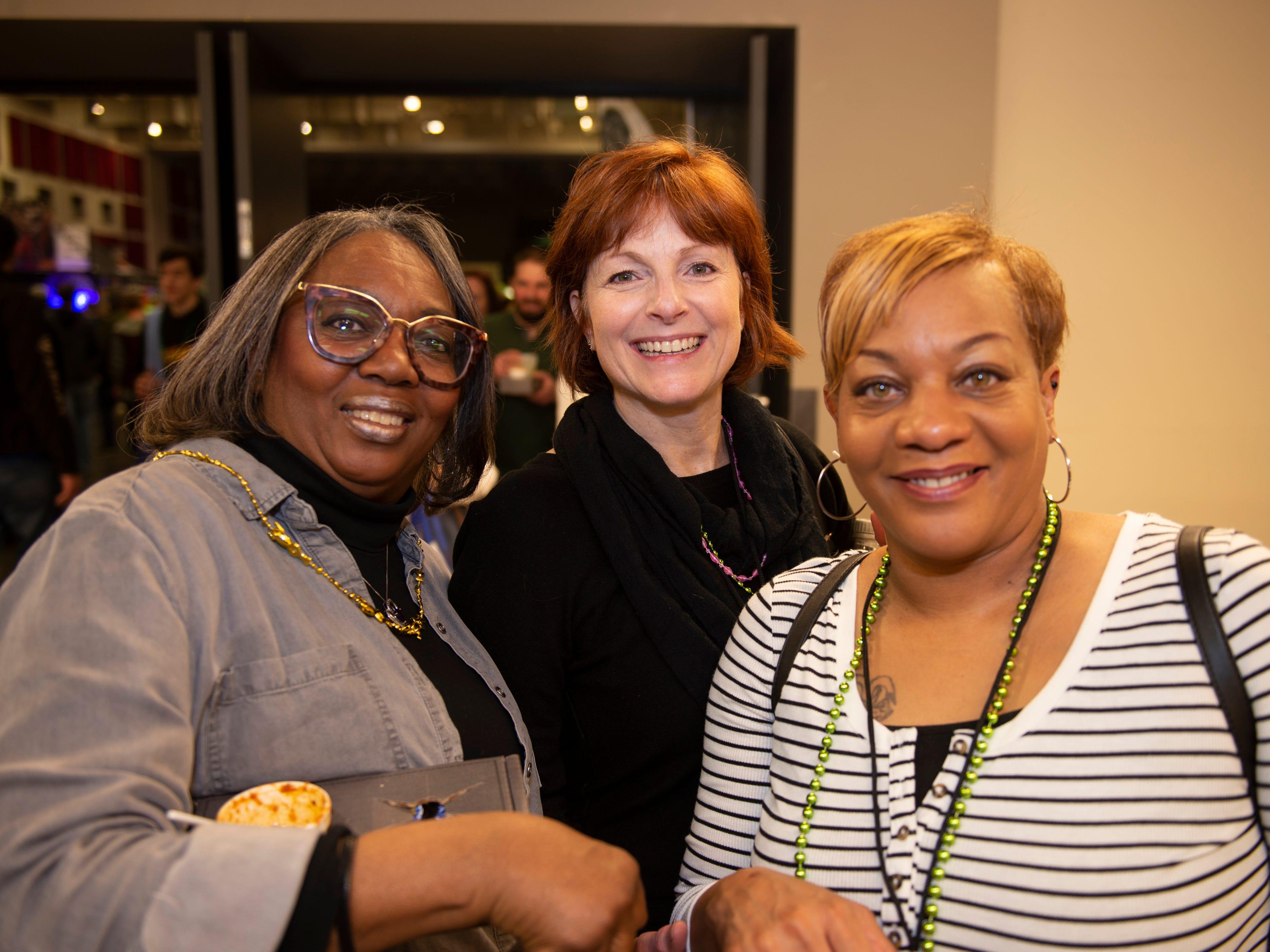 Kayla Whayne Manning, Debra Whayne Allen, Kelly Miller