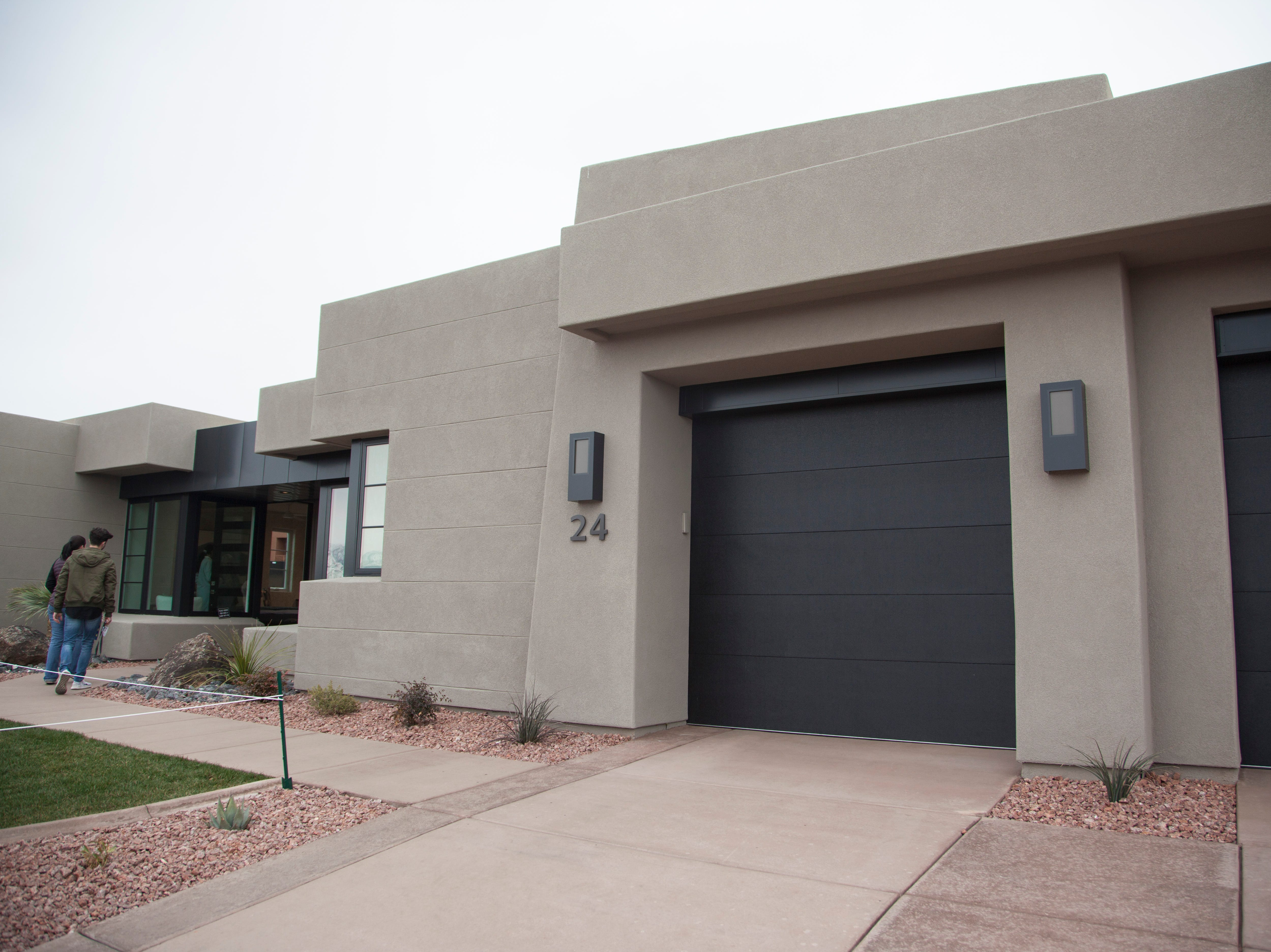 House number 16, Encanto, on the 2019 Parade of Homes Saturday, Feb. 23, 2019.