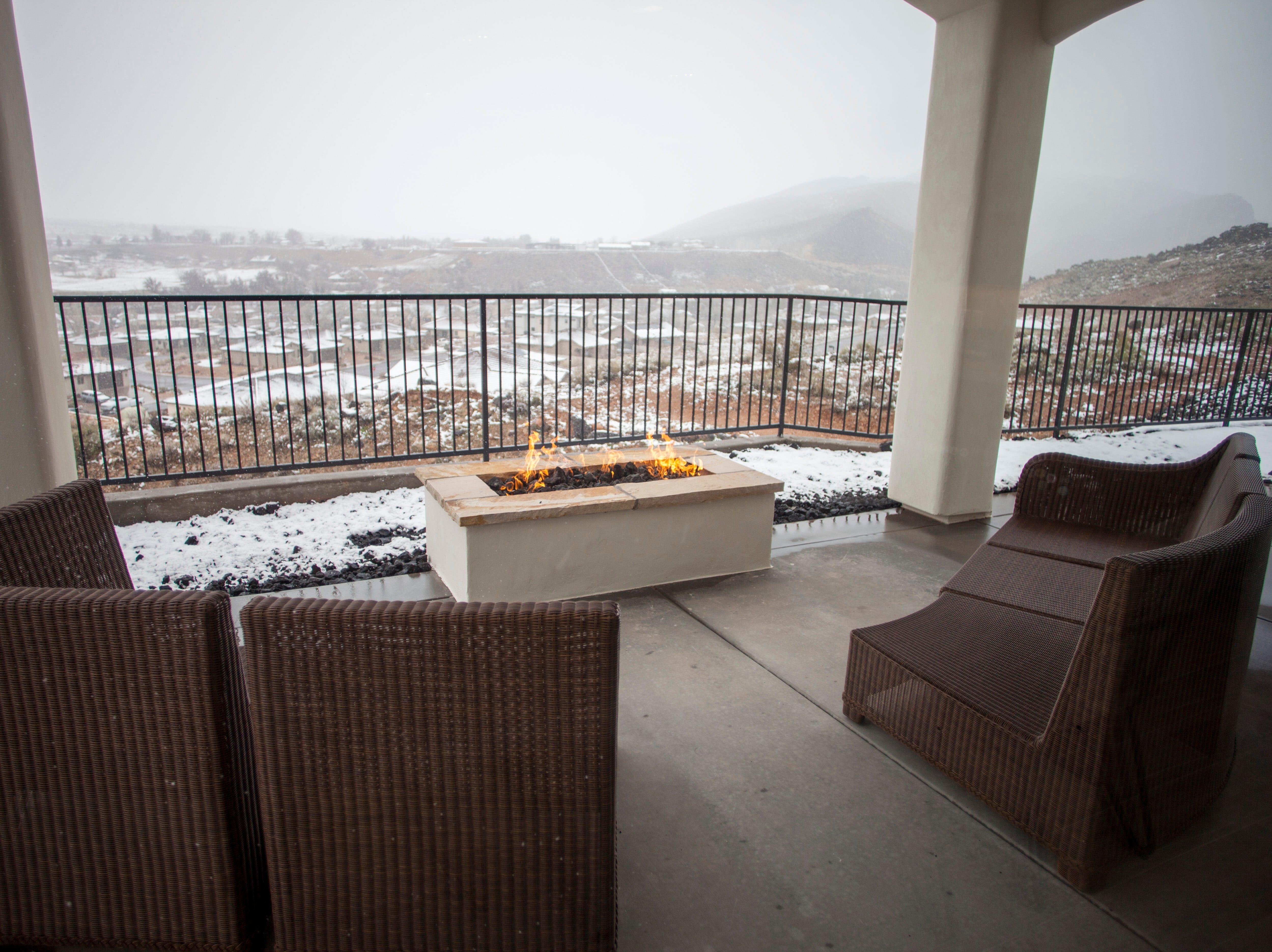 House number 6, Mesa Views at Trail Ridge Estates, on the 2019 Parade of Homes Saturday, Feb. 23, 2019.
